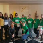 Staff from the Ambassador Hotel & McGettigans Cookhouse & Bar